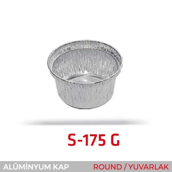 Alüminyum Kap S-175-G-1