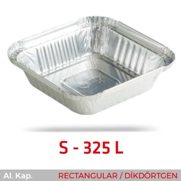 Alüminyum Kap S - 325 L