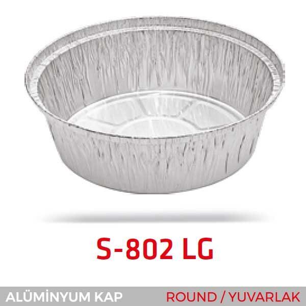 Alüminyum Kap S-802 LG