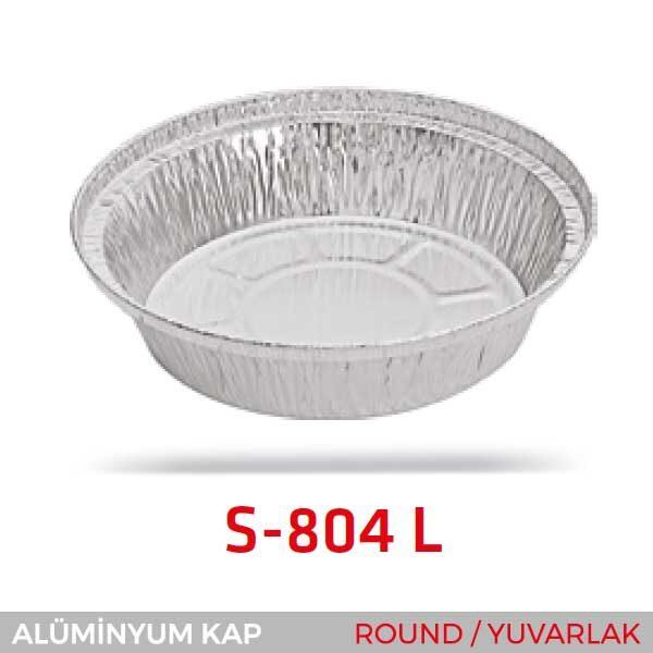 Alüminyum Kap S-804-L