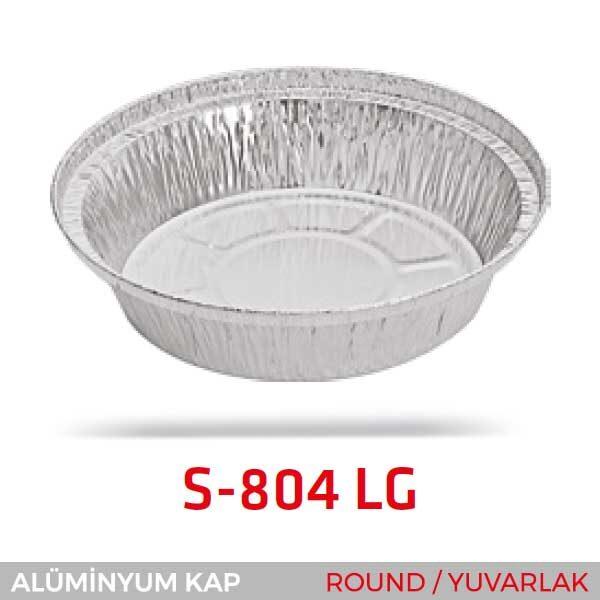 Alüminyum Kap S-804 LG
