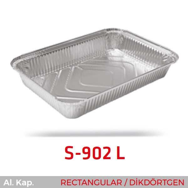 Alüminyum Kap S-902-L