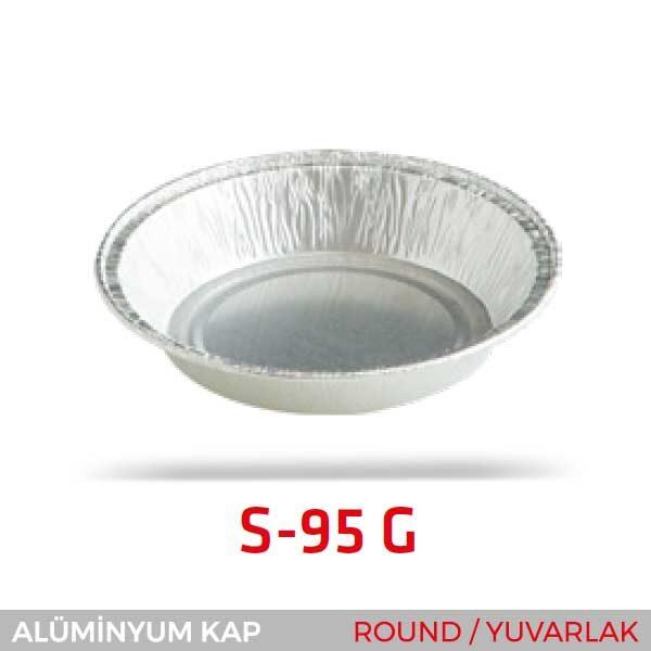 Alüminyum Kap S-95-G