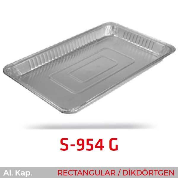 Alüminyum Kap S-954-G