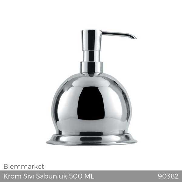 Krom Sıvı Sabunluk 500 ML