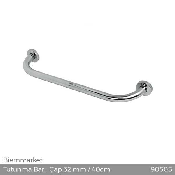 Tutunma Barı Çap 32 mm/40 cm
